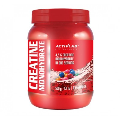 Activlab Creatine Monohydrate (500g)