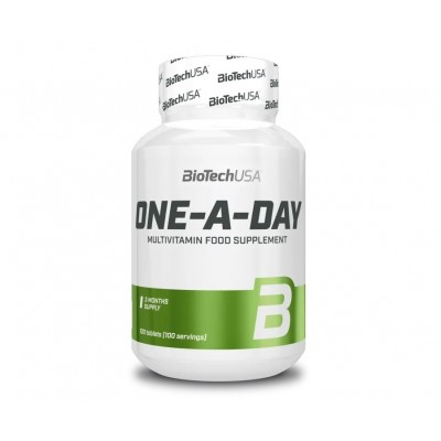 BioTech USA One-A-Day (100 tabs)