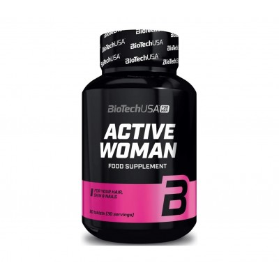 BioTech USA Active Women (60 tabs)
