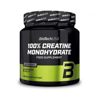 BioTech USA 100% Creatine Monohydrate (500g)