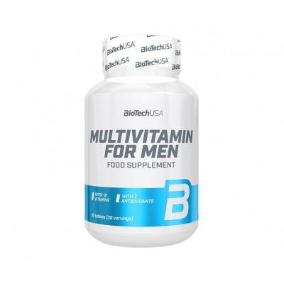 BioTech USA Multivitamin for Men (60 tabs)