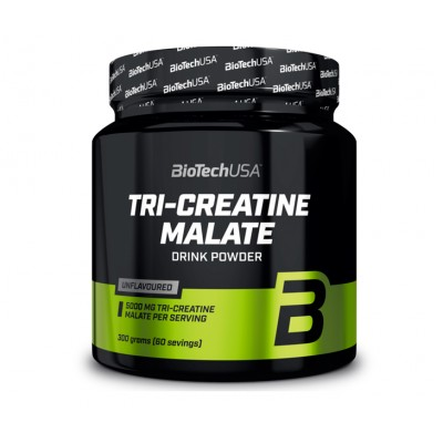 BioTech USA Tri Creatine Malate (300g)