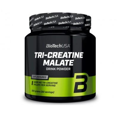 BioTech USA Tri Creatine Malate (300g)