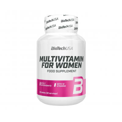 BioTech USA Multivitamin for Women (60 tabs)