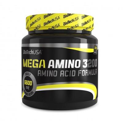 BioTech USA Mega Amino 3200 (300tab)