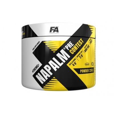 Fitness Authority Napalm Pre Contest (224g)