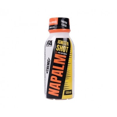 Fitness Authority Xtreme Napalm Igniter Shot (120ml)