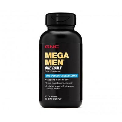 GNC Mega Men One Daily (60 capl)