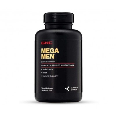 GNC Mega Men (180 capl)