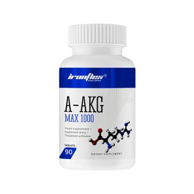 IronFlex A-AKG Max 1000 (90tab)