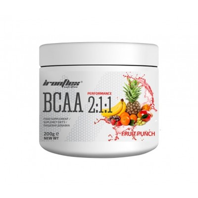 IronFlex BCAA Performance 2:1:1 (200g)
