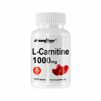 IronFlex L-Carnitine 1000mg (100 tabs)