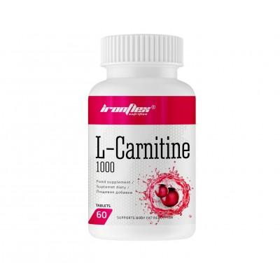 IronFlex L-Carnitine 1000mg (60 tabs)