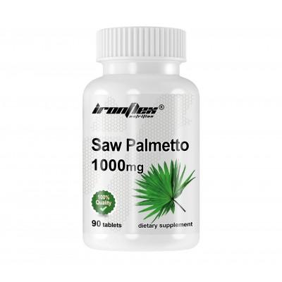 IronFlex Saw Palmetto (90 tabs)