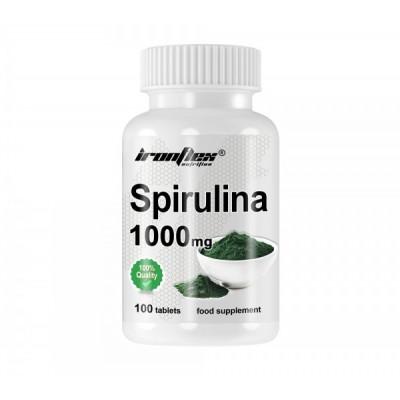 IronFlex Spirulina (100 tabs)