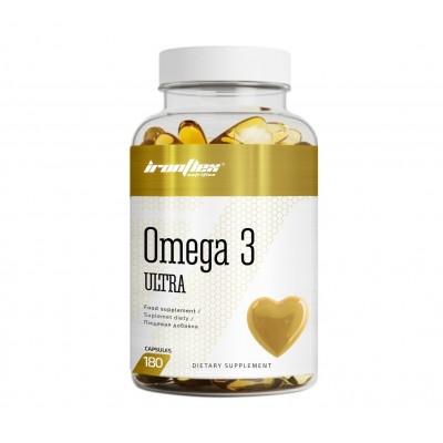 IronFlex Omega 3 Ultra (180 caps)