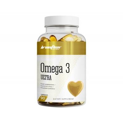 IronFlex Omega 3 Ultra (90 caps)