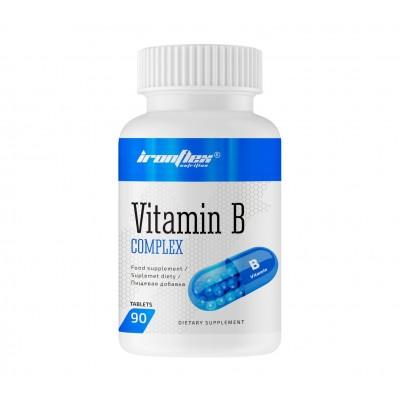 IronFlex Vitamin B Complex (90 tabs)