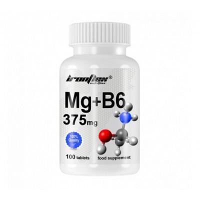 IronFlex Mg+B6 (100 tabs)