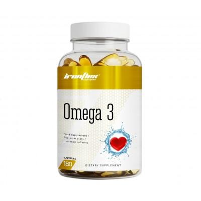 IronFlex Omega 3 (180 caps)