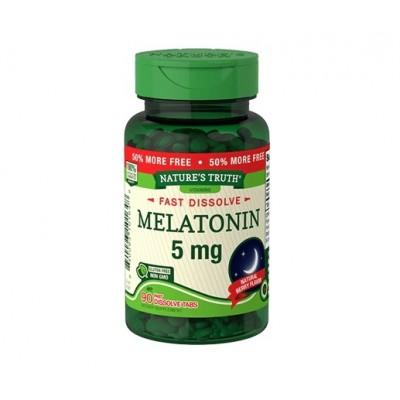 Nature's Truth Melatonin 5 mg (90 tabs)