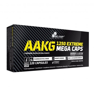 OLimp Labs AAKG 1250 Extreme Mega Caps (120caps)