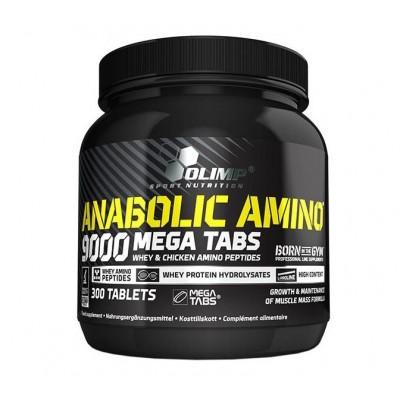 Olimp Labs Anabolic Amino 9000 Mega Tabs (300 tabs)
