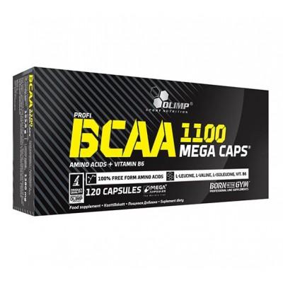 Olimp Labs BCAA 1100 Mega Caps (120 caps)