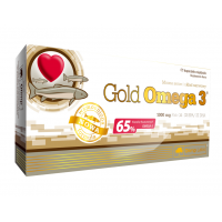 Olimp Labs Gold Omega 3 65% (60 caps)