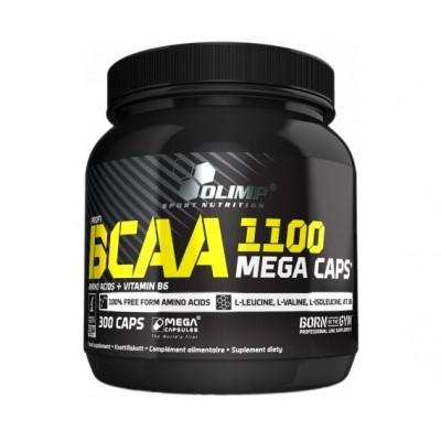 Olimp Labs BCAA 1100 Mega Caps (300 caps)