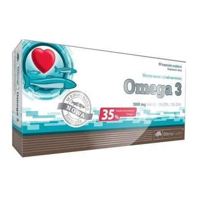 Olimp Labs Omega 3 35% (60 caps)