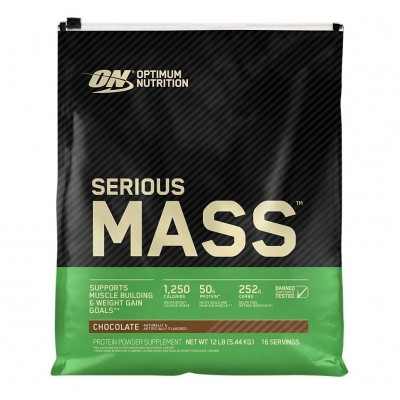 Optimum Nutrition Serious Mass (5420g)