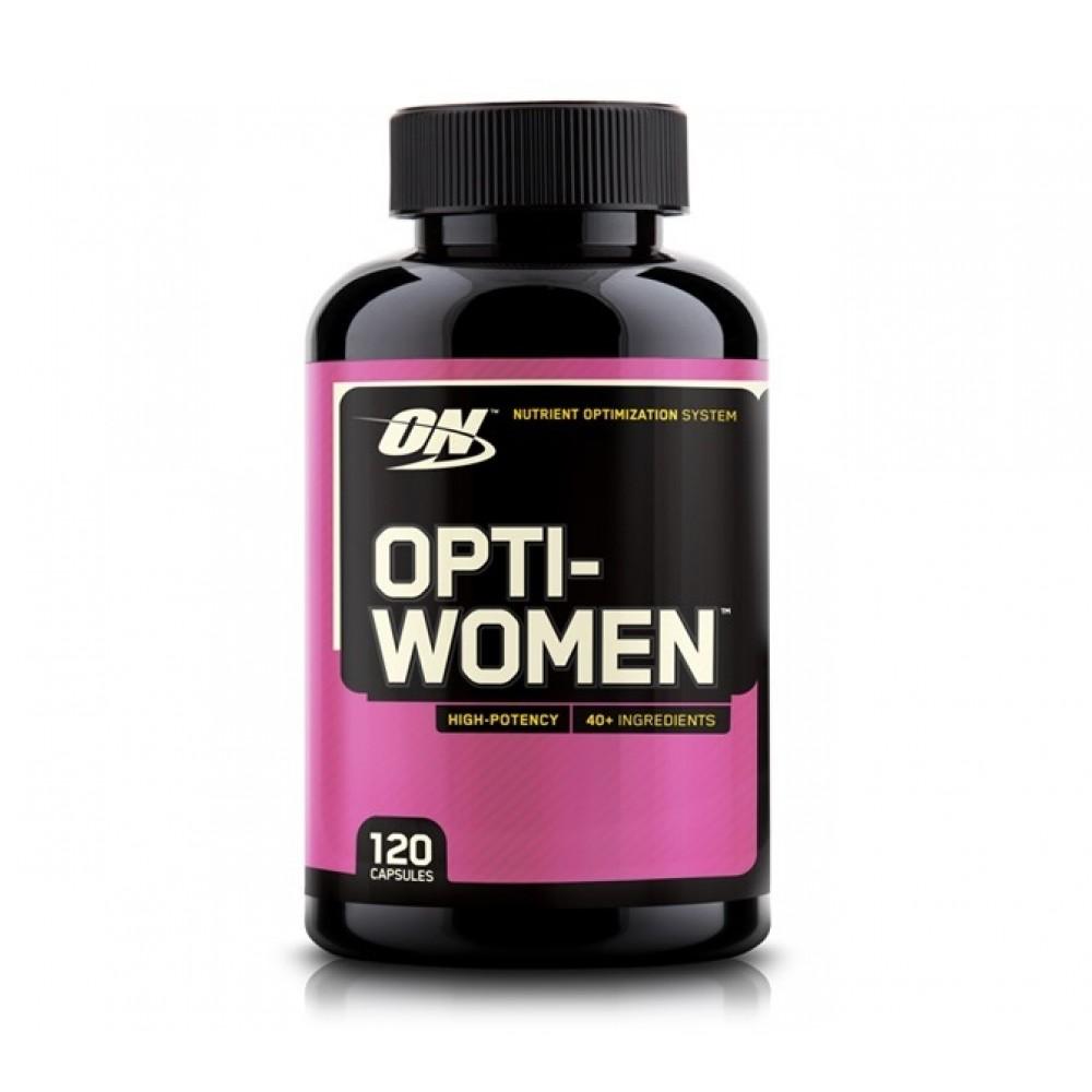 Optimum Nutrition Opti-Women (120 caps)
