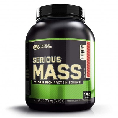 Optimum Nutrition Serious Mass (2720g)