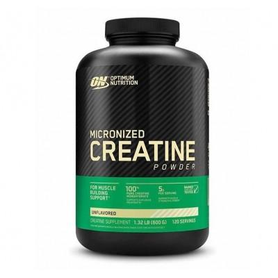 Optimum Nutrition Micronized Creatine Powder (600g)