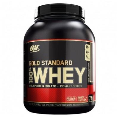 Optimum Nutrition 100% Whey Gold Standard (2270g)