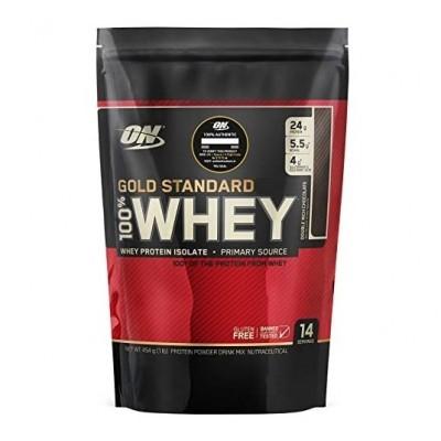 Optimum Nutrition 100% Whey Gold Standard (450g)