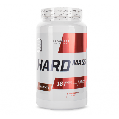 Progress Nutrition Hard Mass (1000g)