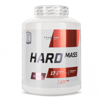 Progress Nutrition Hard Mass (2000g)