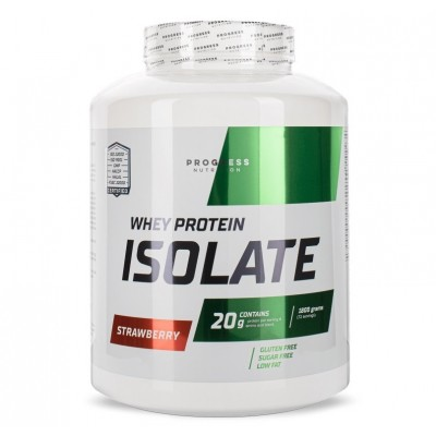 Progress Nutrition Whey Protein Isolate (1800g)