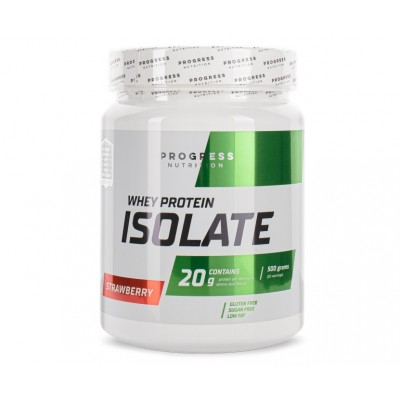 Progress Nutrition Whey Protein Isolate (500g)