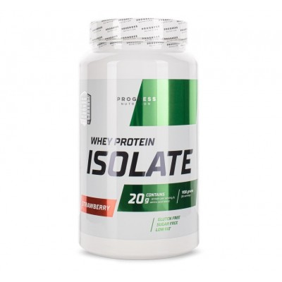 Progress Nutrition Whey Protein Isolate (908g)