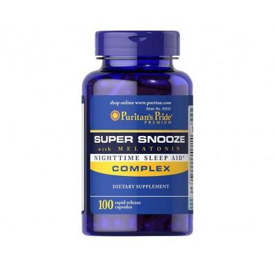 Puritan's Pride Super Snooze Complex (100 caps)