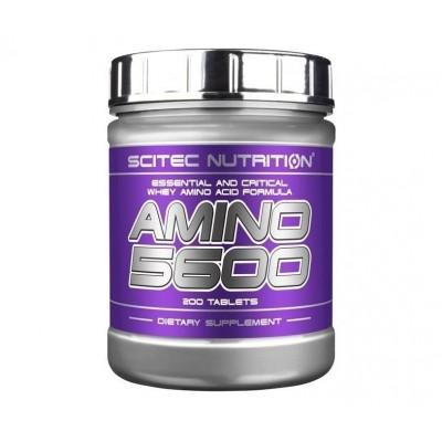 Scitec Nutrition Amino 5600 (200 tabs)