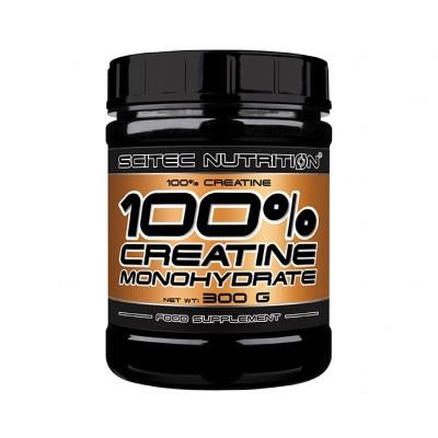 Scitec Nutrition 100% Creatine Monohydrate (300g)