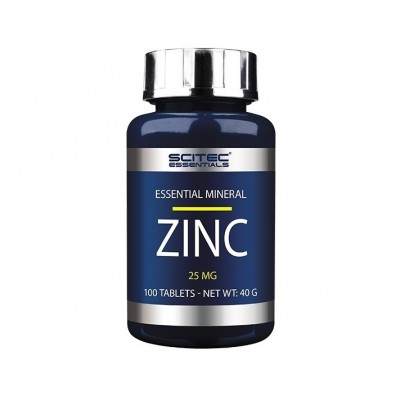 Scitec Nutrition Zinc 25 mg (100 tabs)