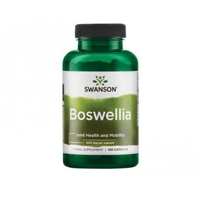 Swanson Boswellia 400mg  (100 caps)