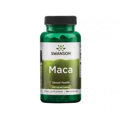 Swanson MACA 500mg (100 caps)