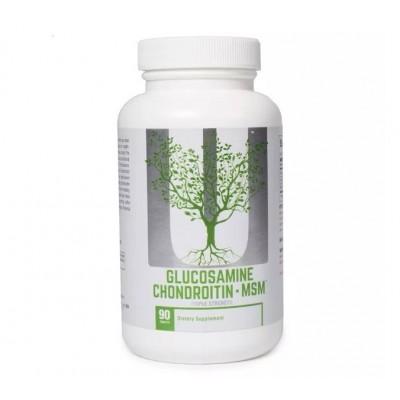 Universal Natural Series Glucosamine Chondroitin MSM (90 tabs)